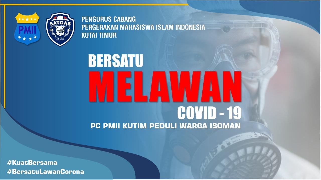 PMII Peduli, Bersatu Lawan Covid-19
